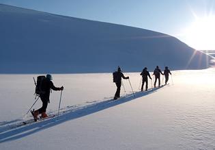 Escursioni al rifugio coldai